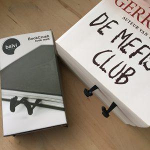 Boekenlegger BookCrush