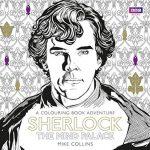 Kleurboek Sherlock Holmes