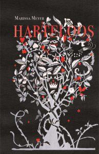 Kaft van boek Harteloos van Marissa Meyer