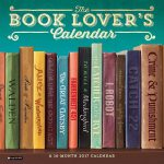 Kalender 2017 Book Lovers