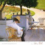 Kalender 2017 Reading in Art