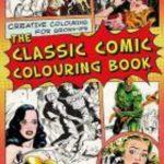Kleurboek Classic Comic Books