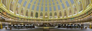 Reading Room van British Museum