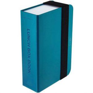 Lunchbox in boekvorm