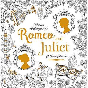 Kleurboek Romeo & Julia