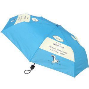Paraplu met tekst The Weather