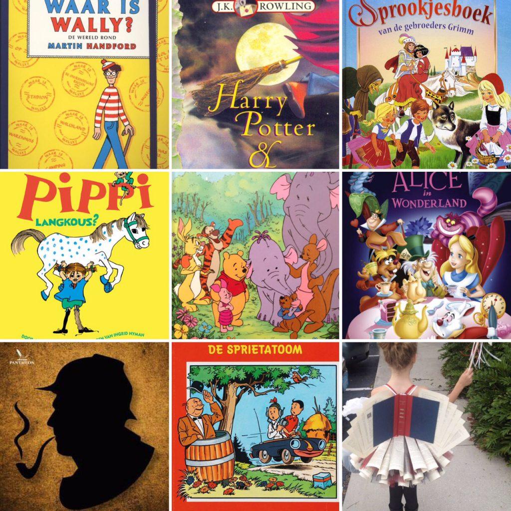 Carnavalsboekenbingokaart