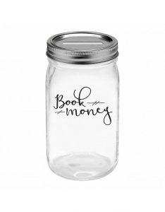 Book Jar Book Money #1