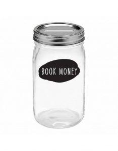 Book Jar Book Money #2