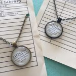 The Locket Library: Necklace Librarian and Bookstagrammer