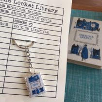 The Locket Library: Keyroing Sherlock Holmes