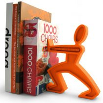 Oranje boekensteun James