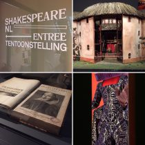ShakespeareNL tentoonstellingsoverzicht