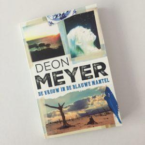 Boekengeschenk Deon Meyer