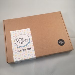 Fable & Black Literary Lucky Dip Box