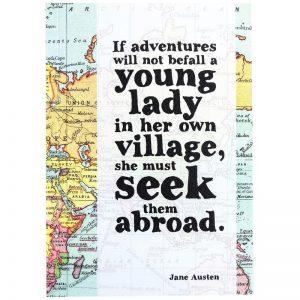 Jane Austen reisdagboek