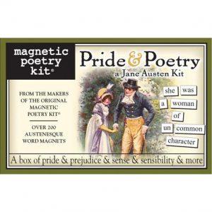 Magnetic Poetry Jane Austen