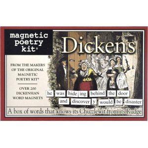 Magnetic Poetry Charles Dickens