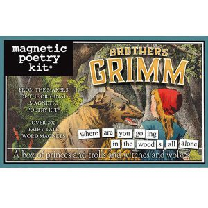 Magnetic Poetry Brothers Grimm