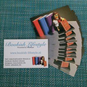 Visitekaartjes Bookish Lifestyle