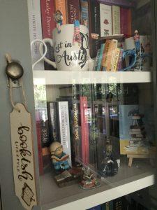 Boekenplanken van Bookish Lifestyle