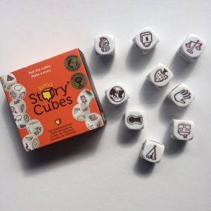 Story Cubes in actie