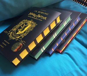 Harry Potter special editions
