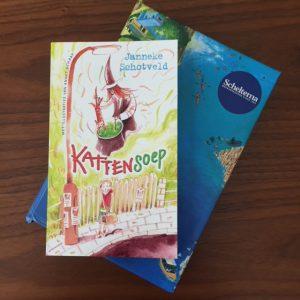 Kinderboekenweekgeschenk 2017 Kattensoep