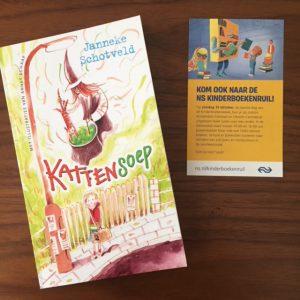 Kinderboekenruil 15 oktober 2017