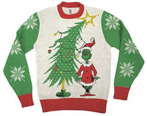 Kersttrui The Grinch