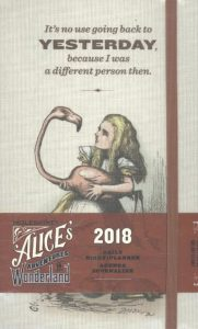 Agenda 2018 Alice in Wonderland