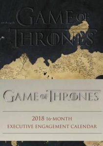 Game of Thrones agenda 2018