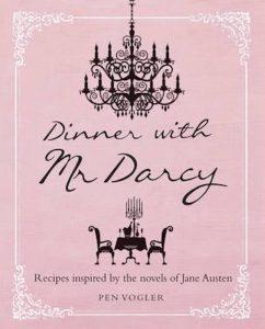 Boek Dinner with mr Darcy