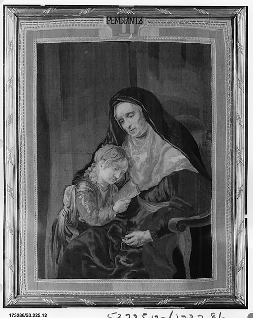 Hannah and Samuel van Willem Dorst