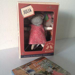 Muizenhuis knuffel Julia