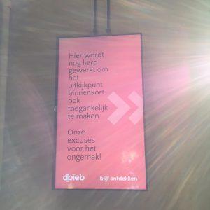 Bibliotheek Leeuwarden melding