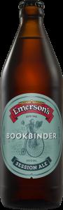 Bierlabel Emerson's Bookbinder