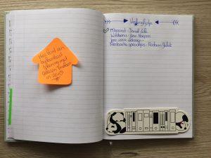 Bullet Journal verlanglijstje