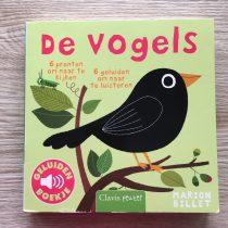 Geluidenboekje Vogels