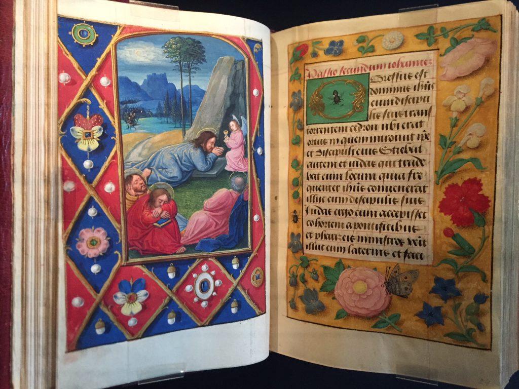 Getijdenboek - Meester van de Musgrave Getijden ca. 1500-1525
