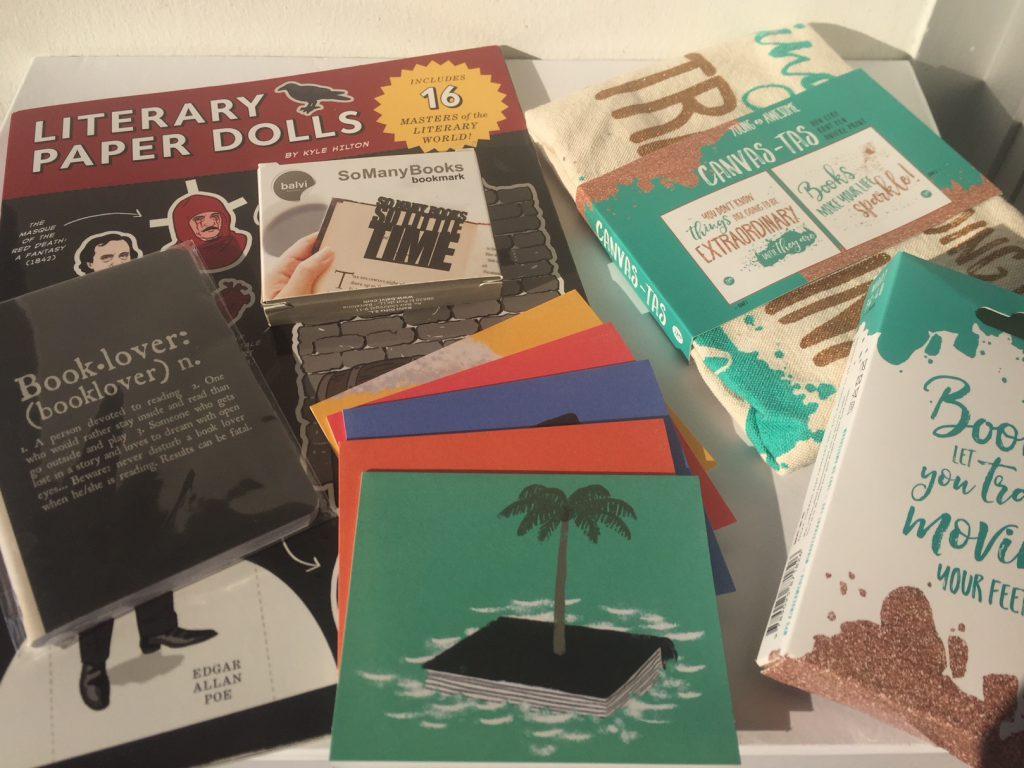 Bookish Lifestyle 2 jaar prijzenpakket