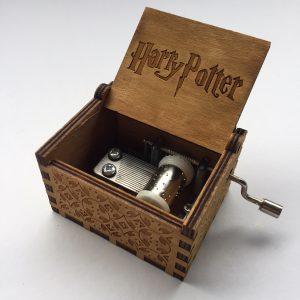Harry Potter Speeldoosje