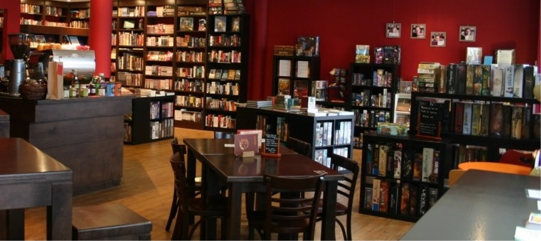 Breda Latte's & Literature