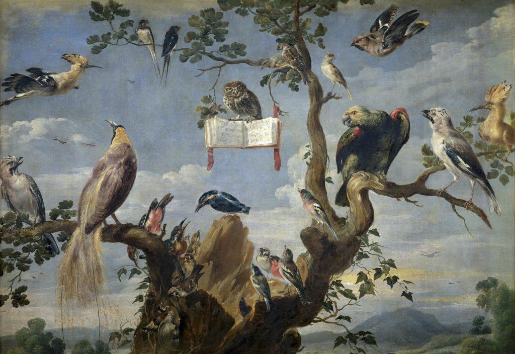Frans_Snyders_-_Concert_of_Birds_-_WGA21526