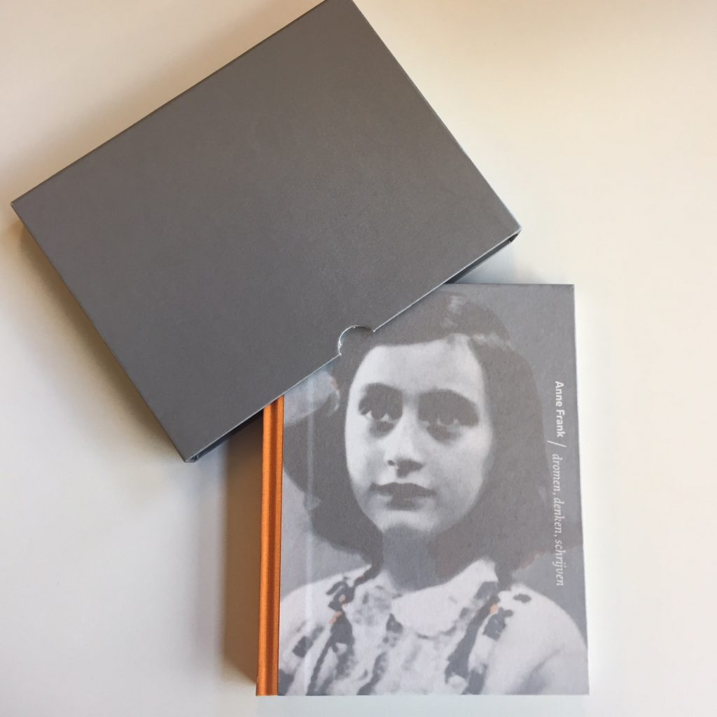 Anne Frank   dromen, denken, schrijven