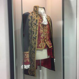 Kostuum Nationale Bibliotheek Spanje