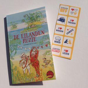 Kinderboekenweekgeschenk De eilandenruzie