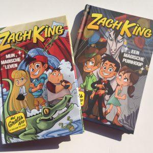 Zach King boeken