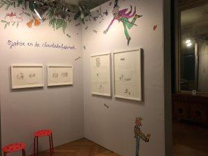 Quentin Blake tentoonstelling