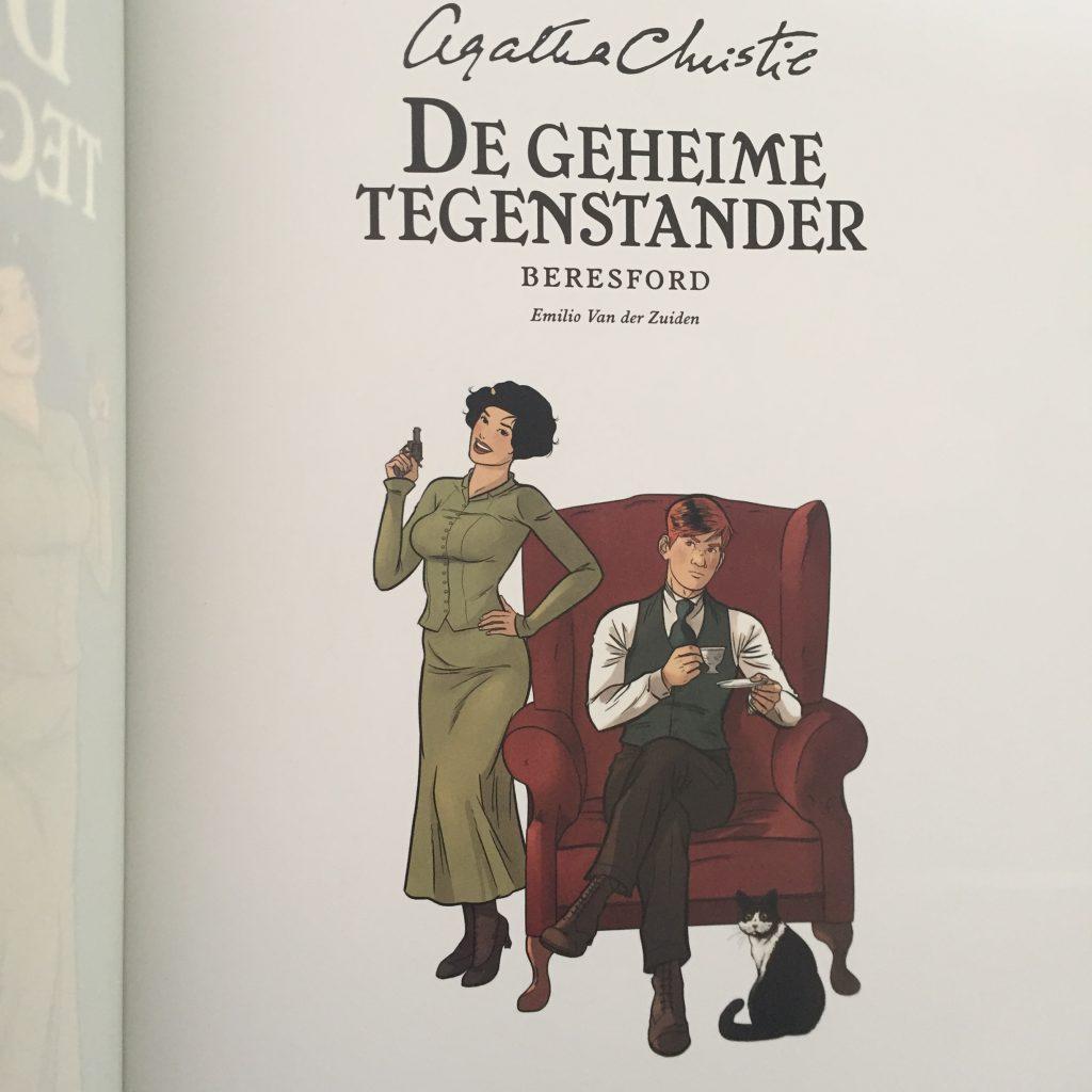 Agatha Christie - Tommy en Tuppence